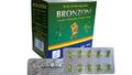 Thu hồi toàn quốc viên nang mềm Bronzoni không đạt tiêu chuẩn chất lượng
