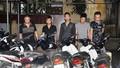 Hải Dương: Triệt phá nhóm đối tượng thực hiện hơn chục vụ trộm cắp xe máy