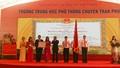 Trường THPT Chuyên Trần Phú nhận Huân chương lao động hạng Nhất ở tuổi 30