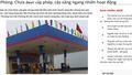 Hải Phòng: Nhận giấy phép sau khi đã bán hàng, Cửa hàng xăng dầu Việt Phương có thoát án phạt?