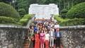 Đảng bộ Báo Pháp luật Việt Nam sinh hoạt chuyên đề tại Khu di tích Đền Hùng