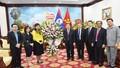 Bộ Tư pháp chúc mừng 44 năm Quốc khánh nước Cộng hòa Dân chủ nhân dân Lào