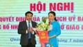 Bổ nhiệm Giám đốc Sở Giáo dục và Đào tạo tỉnh Quảng Ninh