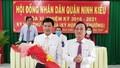 Ninh Kiều có tân Phó Chủ tịch UBND 7X