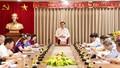Hà Nội gấp rút hoàn thiện Dự thảo Báo cáo chính trị trình Đại hội Đảng