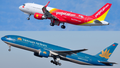 Từ ngày 15/9, các chuyến bay thương mại quốc tế không quá 2 chuyến/tuần