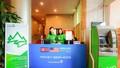 """Vietcombank """"ghi điểm"""" tại Trung tâm báo chí Hội nghị Thượng đỉnh Mỹ - Triều Tiên"""