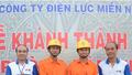 Khánh thành Văn phòng điện lực Trường Sa
