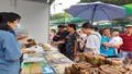 Khai mạc Tuần hàng trái cây nông sản các tỉnh, thành phố tại Hà Nội