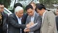 Phó chủ tịch Quốc hội Uông Chu Lưu thăm dự án FLC Samson Beach & Golf Resort