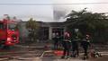 Hải Phòng: Cháy lớn ở xưởng nến
