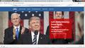 Nghị sỹ Mỹ đề nghị Nhà Trắng lập website tiếng Việt