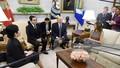 Tổng thống Mỹ Trump kêu gọi giải quyết hòa bình tranh chấp ở Biển Đông