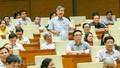 Dự án 72 tỷ 'nở' thành gần 2.600 tỷ ở Ninh Bình - 'quá sức tưởng tượng' của ĐBQH