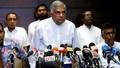 Khủng hoảng chính trị gia tăng, Tổng thống Sri Lanka đình chỉ hoạt động Quốc hội