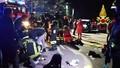 Giẫm đạp tại câu lạc bộ ở Italia, ít nhất 6 người thiệt mạng