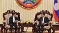 Việt -  Lào chủ động và tích cực chia sẻ thông tin, trao đổi quan điểm, phối hợp lập trường