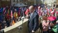 Thị trưởng Ba Lan bị tội phạm cướp ngân hàng đâm trọng thương
