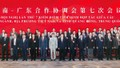 Kiểm điểm hợp tác giữa bộ, ngành, địa phương Việt Nam với tỉnh Quảng Đông, Trung Quốc