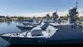 Nga huy động đội tàu hùng hậu tập trận ở Biển Caspi