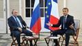 Tổng thống Nga, Pháp lạc quan về tình hình Ukraine