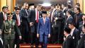 Tổng thống Indonesia Widodo nói về nội các đổi mới