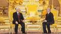 Tổng Bí thư, Chủ tịch nước Nguyễn Phú Trọng gửi điện chúc mừng Quốc khánh Campuchia