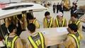 16 nạn nhân thiệt mạng tại Anh đã được đưa về nước