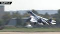 Rơi máy bay chiến đấu tối tân Su-57 của Nga