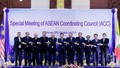 Phó Thủ tướng Phạm Bình Minh chủ trì Hội nghị đặc biệt Hội đồng Điều phối ASEAN