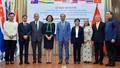 Việt Nam tặng khẩu trang, đồ bảo hộ, sinh phẩm xét nghiệm SARS-CoV-2 cho 8 nước