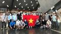 Đưa công dân Việt Nam từ Kuwait, Qatar, Ai Cập về nước