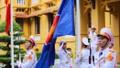 Phó Thủ tướng Phạm Bình Minh chủ trì lễ thượng cờ ASEAN 2020