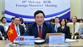 Việt Nam đồng chủ trì hội nghị Bộ trưởng Ngoại giao Mekong – Hàn Quốc lần thứ 10