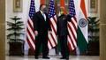 Mỹ - Ấn sắp ký thỏa thuận chia sẻ thông tin nhạy cảm