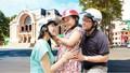 HDBank dành tặng 7.500 mũ bảo hiểm cho các em nhỏ