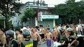Hải Phòng: Hàng trăm con nghiện diễu hành trên đường
