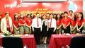 Lễ ra mắt Hội liên hiệp thanh niên Việt Nam Công ty hàng không Vietjet