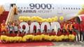 Vietjet đón tàu bay thứ 9000 của Airbus