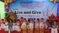 Trao tặng ngôi trường Đèn Đom Đóm ở tỉnh Hà Nam