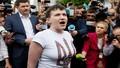 Nadia Savchenko – người hùng mới của Ukraina