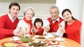 """""""Quy tắc vàng"""" trong ăn uống giúp người cao tuổi luôn khỏe mạnh"""
