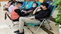 Gần 1000 cán bộ, công nhân viên chức Hải Phòng tham gia Ngày hội hiến máu