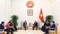 Thủ tướng Nguyễn Xuân Phúc tiếp Chủ tịch tập đoàn Thương mại điện tử Alibaba Jack Ma