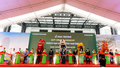 Tập đoàn Nam Cường khai trương khách sạn 4 sao quốc tế đầu tiên tại Nam Định