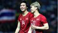 Các cầu thủ Việt Nam chia sẻ cảm xúc sau chiến thắng Thái Lan