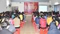 Tuyên truyền về công tác đảm bảo an ninh trật tự, phòng chống tệ nạn cho công nhân