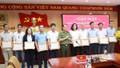 Trưởng văn phòng báo PLVN khu vực Bình Trị Thiên được công an tỉnh Thừa Thiên Huế khen thưởng