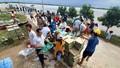 Không có chuyện chính quyền huyện Hải Lăng làm khó các tổ chức, cá nhân cứu trợ lũ lụt