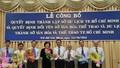 TPHCM: Công bố Quyết định thành lập Sở Du lịch